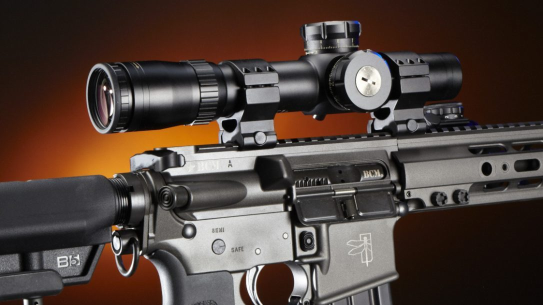 BRAVO HSP JACK CARBINE 5.56mm top rifles swmp 2014 scope