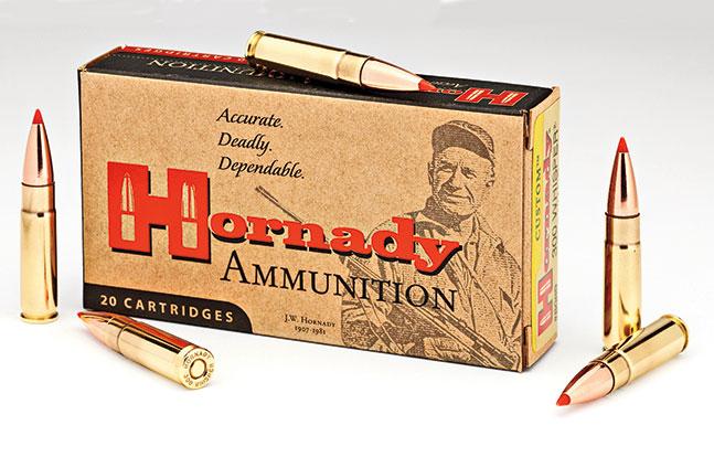 Best 300 BLK Ammo evergreen Hornady