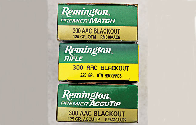Best 300 BLK Ammo evergreen Remington