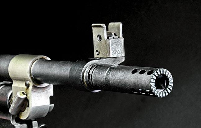 Bren Light Machine Gun SWMP Oct front sight