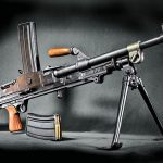 Bren Light Machine Gun SWMP Oct lead