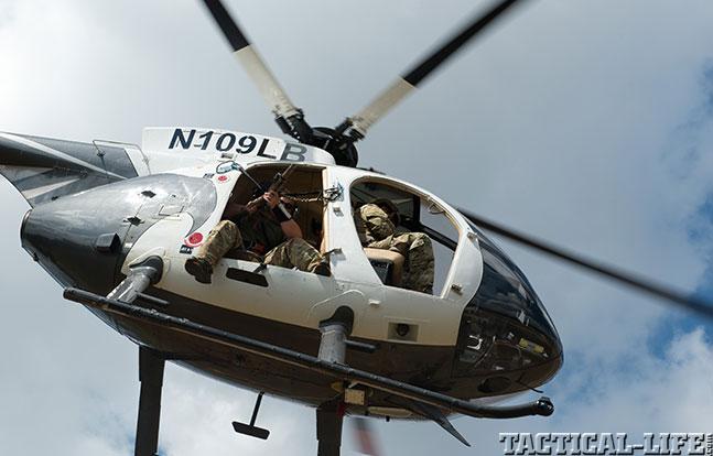 Caracal CS 308 sneak helicopter