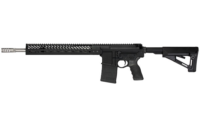fall 2014 best tactical rifles Seekins Precision SP10 left