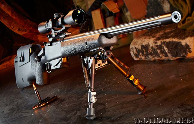 FN SPR A5M 7.62mm top rifles swmp 2014 lead