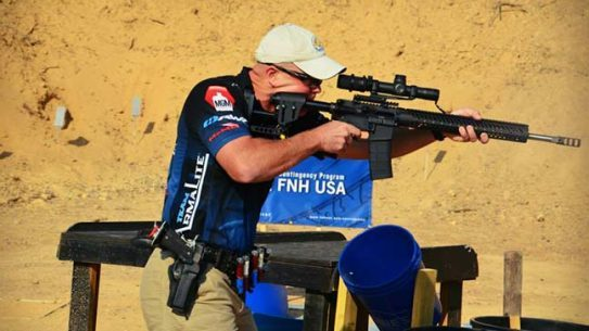 Greg Jordan FNH USA 3-Gun 2014
