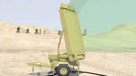 Ground/Air Task-Oriented Radar G/ATOR