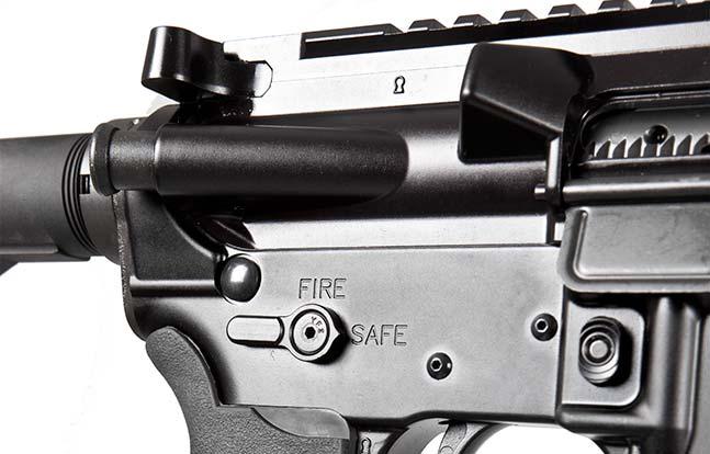 KORSTOG VAR 5.56mm top rifles swmp 2014 controls
