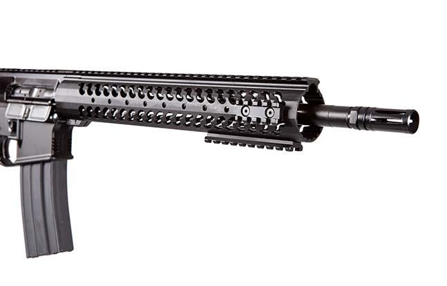 KORSTOG VAR 5.56mm top rifles swmp 2014 forend