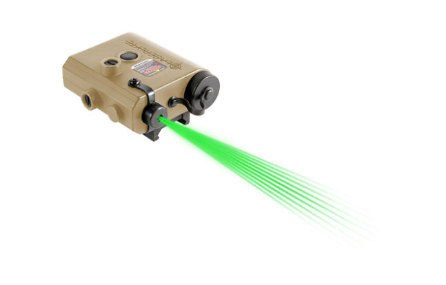 LaserLyte Lights & Lasers BG 2014 green