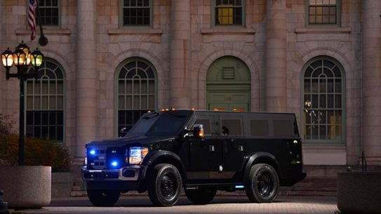 Lenco Tactical SUV new