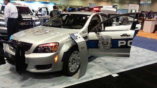 LEO Fall 2014 law enforcement guns Chevrolet