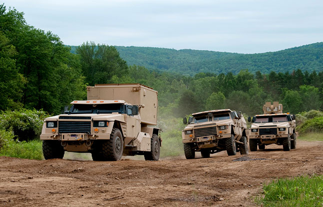Lockheed JLTV Army 2015
