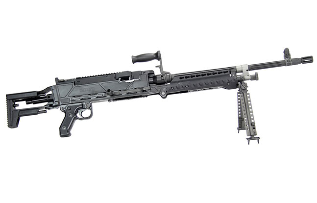 M240 Barrett Lightweight evergreen lead