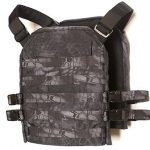 Mission Spec Essentials Only Carrier SWMP Aug black