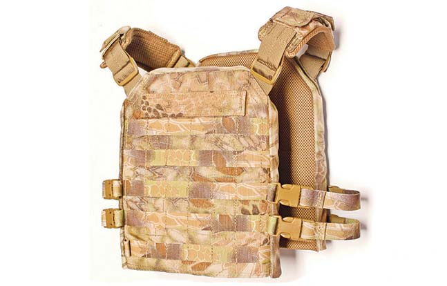 Mission Spec Essentials Only Carrier SWMP Aug lead