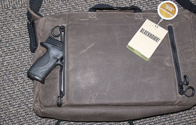 NASGW 2014 holsters BlackHawk Diversion Carry Bags