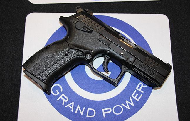 NASGW 2014 Pistols Grand Power P1 black