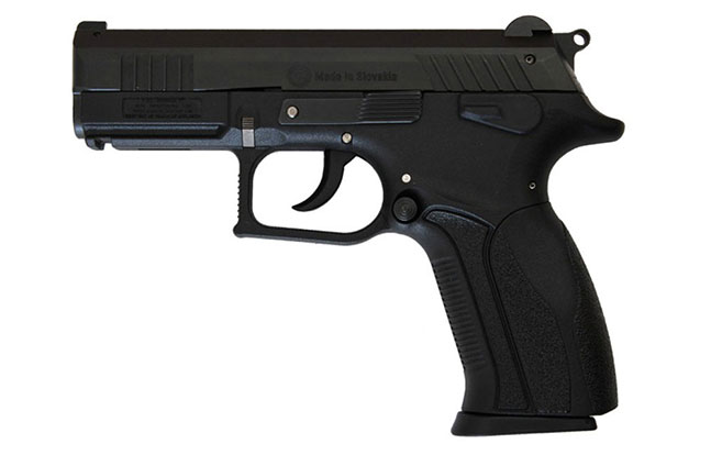NASGW 2014 Pistols Grand Power P1 left