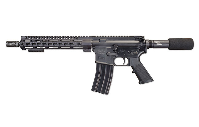 NASGW 2014 Pistols Windham Weaponry RP11SFS-7 lead