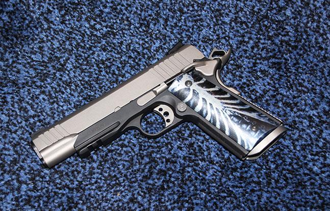 NASGW 2014 Pistols WMD Model 11.1 floor