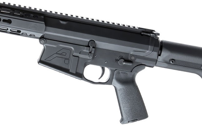 NASGW Aero Precision M5E1 safety