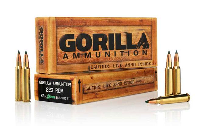 NASGW ammo evergreen Gorilla BlitzKing
