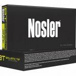 NASGW ammo evergreen Nosler box