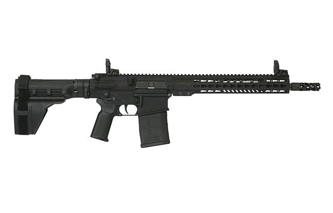 NASGW ArmaLite AR-10 Pistol solo