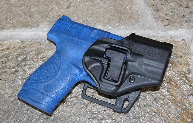 NASGW BlackHawk SERPA CQC blue gun