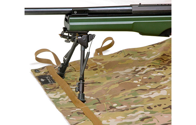 NASGW LEO products CROSSTAC Recon Shooting Mat