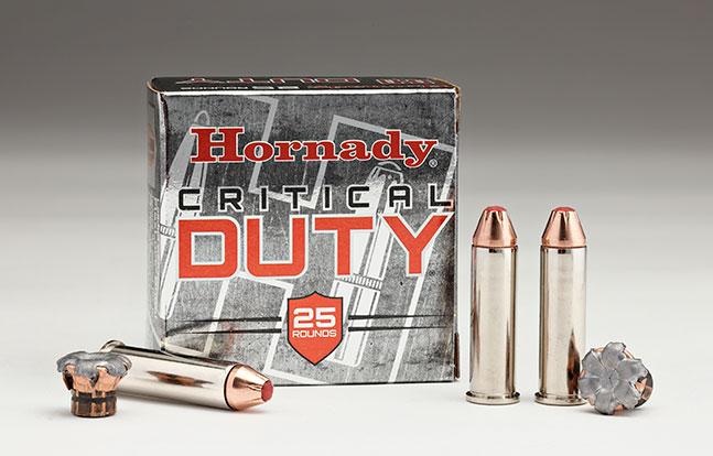 NASGW LEO products Hornady Critical Duty .357 Magnum Ammo