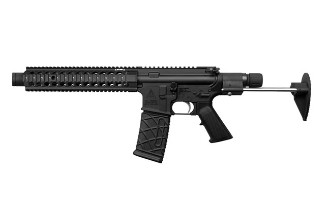 NASGW LEO products MMC Armory MA15 PDW