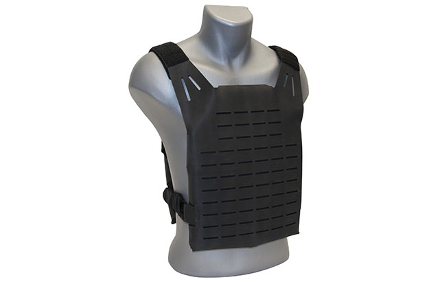 NASGW LEO products Tacprogear Bonz Grid-Hercules Plate Carrier