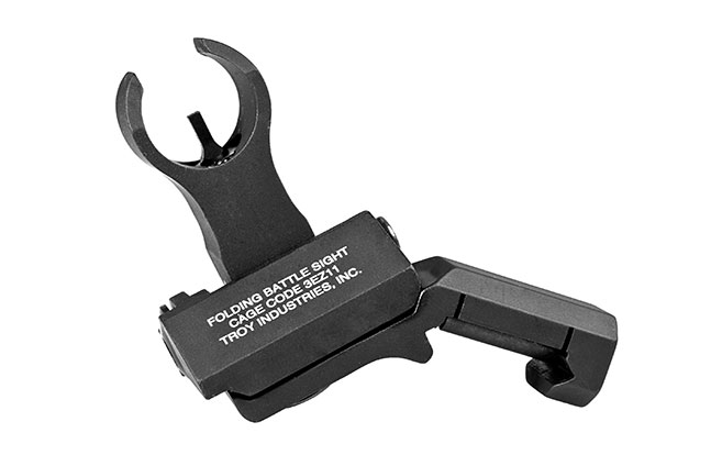 NASGW LEO products Troy Industries Offset AR-15 Sights