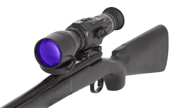 NASGW Rifle Optics ATN X-Sight HD rifle