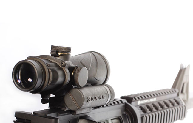 NASGW optics Browe 4x32 Combat Optic gun