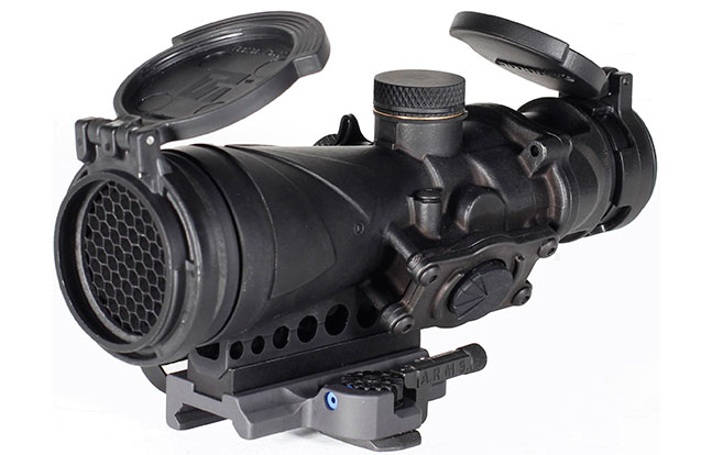 NASGW optics Browe 4x32 Combat Optic lead