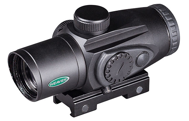 NASGW optics Weaver 3X CompSTRIKE