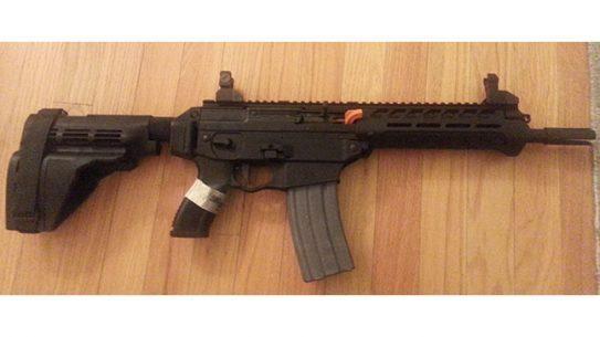 NASGW Roundup Sig Sauer SIG556xi Pistol