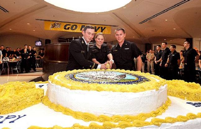 US Navy 239th birthday