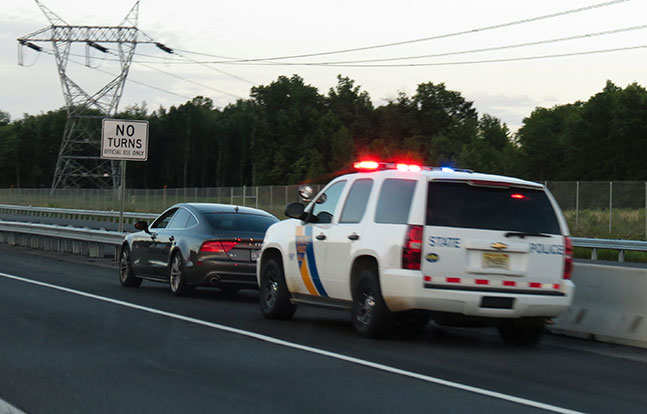 New Jersey State Police Trenton Newark