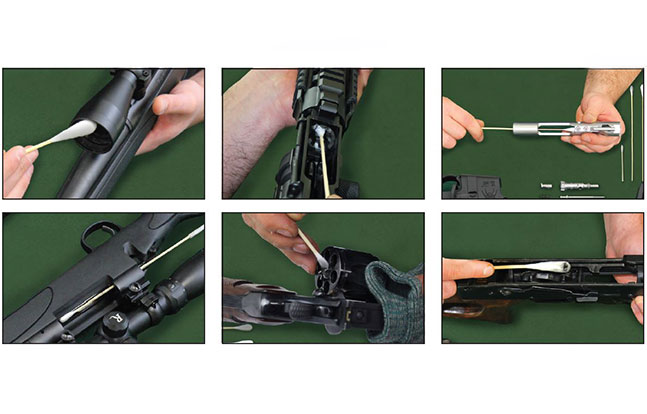 RamRodz Gun Detailing Assortment lead