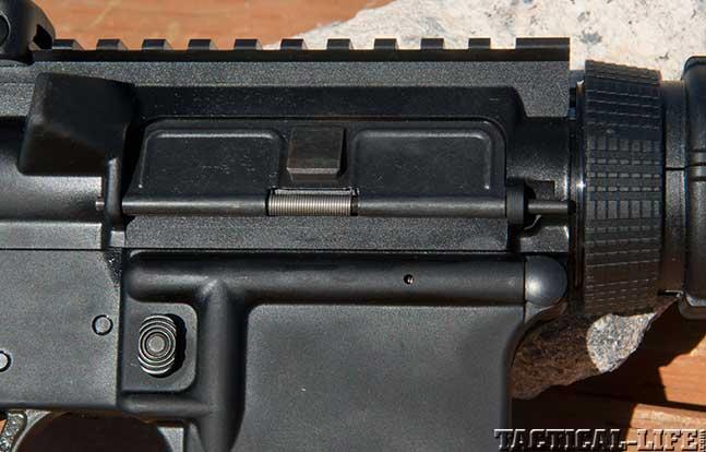Ruger AR-556 Bahde sneak peek ejection port