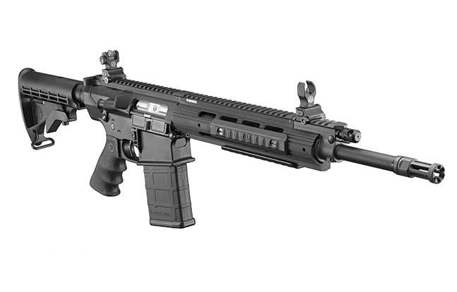 RUGER SR-762 top rifles swmp 2014 lead