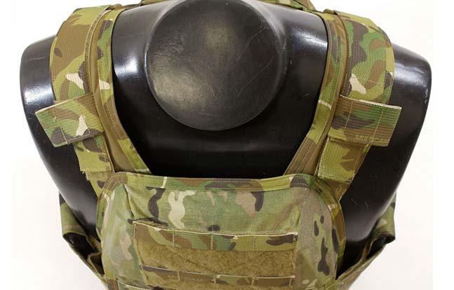 SKD Tactical Paraclete SOHPC top