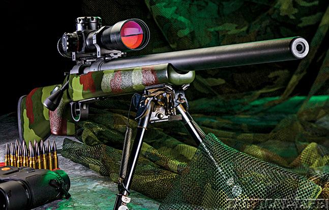 Tactical Rifles M40A1 SWMP Oct lead