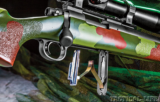 Tactical Rifles M40A1 SWMP Oct mag floorplate