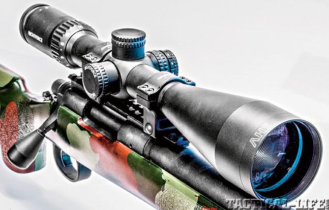 Tactical Rifles M40A1 SWMP Oct scope