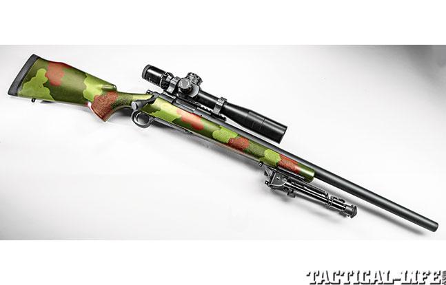 Tactical Rifles M40A1 SWMP Oct solo