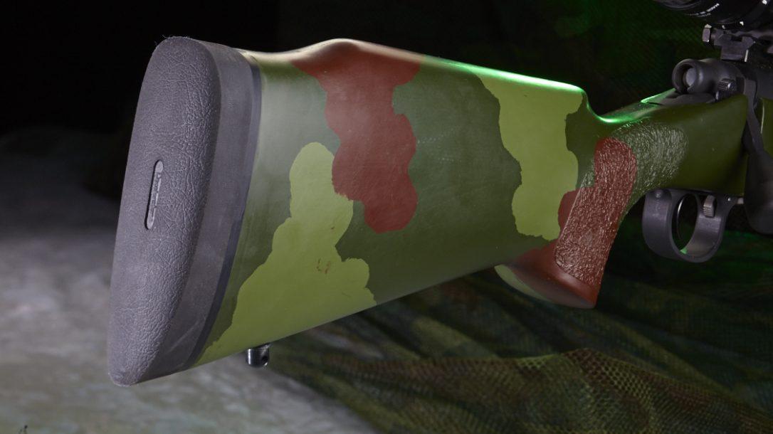 TACTICAL RIFLES M40A1 7.62mm top rifles swmp 2014 stock